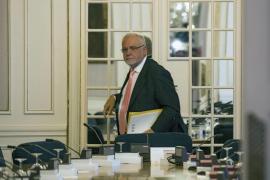 Juan Cotino renuncia a la presidencia de Les Corts Valencianes