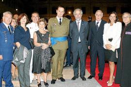 Celebración del patrón de la Policía Nacional en La Misericòrdia