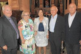 S'Agrícola de Manacor entrega la A d'Or a Toni Nadal