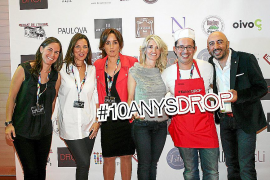 Fiesta del 10 aniversario de Drop Moda Home