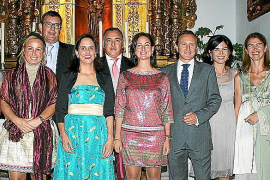 BODA JOSE LUIS GRALLA Y LAURA GORDON