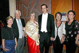 PALMA BODA JOSE LUIS GRALLA Y LAURA GORDON FOTOS:EUGENIA PLANAS