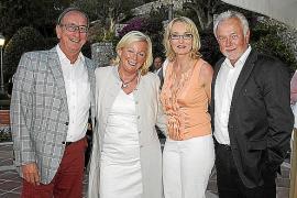 Cena de gala del Golf Trophy 2014 del Mallorca Magazin