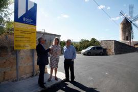 En noviembre se iniciarán las obras de mejora de la carretera Llubí-sa Pobla