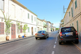 Encalla la cesión de la carretera vieja de Llubí a Santa Margalida