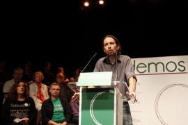 Pablo Iglesias llama «patéticos» a los políticos que dicen que no son «casta»