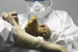 Nadie salvo Teresa Romero puede contagiar el ébola, según el Gobierno