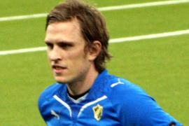El futbolista sueco Segerström muere de un tumor cerebral con 33 años