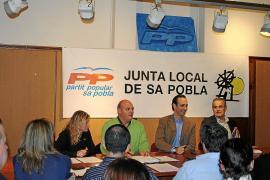 Las juntas locales del PP de sa Pobla, Andratx y Bunyola retrasan su elección de candidato