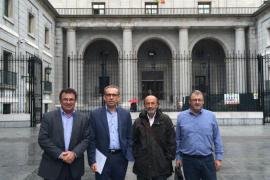 Delegaciones de Muro y Santa Margalida viajan a Madrid para tratar el tema de la depuradora
