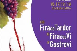 Vino y gastronomía para celebrar la 'mayoría de edad' de la Fira de Tardor de Consell