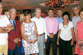 Fiesta de los ingenieros de Telecomunicaciones de Balears