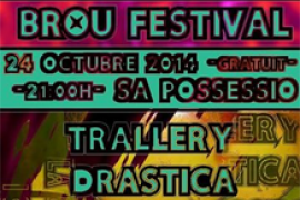 Brou Festival, con cinco de las bandas más cañeras
