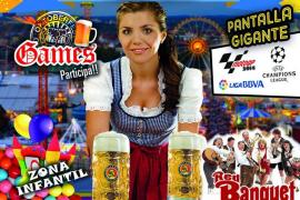 La Oktoberfest de Palma se traslada a Son Fusteret