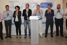 Joan Simonet y Xesca Ramis, candidatos del PP en Alaró y Lloseta