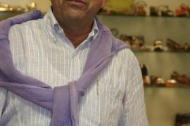 Jaime Mascaró, empresario del calzado.