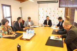 La Asociación de jóvenes empresarios y la Fundación Bit fomentarán la competitividad