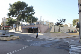 El cierre de la Plaça Mallorca deja a Inca sin un aparcamiento céntrico a tres días del inicio de las Fires