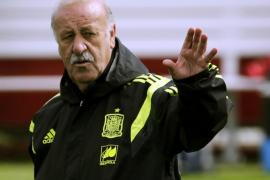 Del Bosque adelanta que se retirará tras la Eurocopa de 2016