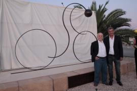 Felanitx homenajea con una escultura a Guillem Timoner