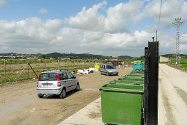 Sanción muy grave por descargar residuos sin tratar en el punto verde de Sant Joan