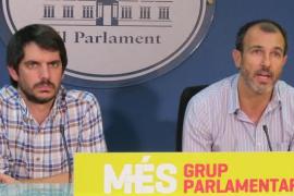 Biel Barceló se presentará a las primarias de MES para ser cabeza de lista