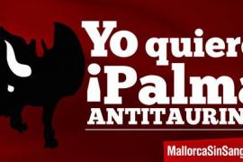 Recogen un total de 60.000 firmas contra la tauromaquia en Palma