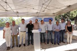 Bauzá: «Nosotros generamos confianza en la sociedad y en los empresarios»