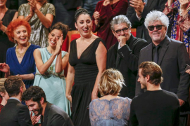 Almodóvar critica que «España está en el peor momento para hacer cine»