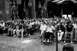 El Santuario de Lluc acoge la 70 edición de los Cursillos de Cristiandad