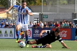 El Atlètic Balears pierde y sigue sin marcar en casa