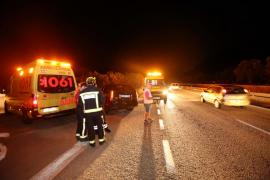 Dos familias, involucradas en un accidente sin heridos graves