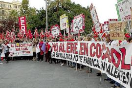 Más de 13.000 trabajadores han sufrido un ERE desde que empezó la crisis
