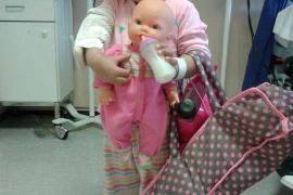 Buscan donantes de médula para una niña con cáncer