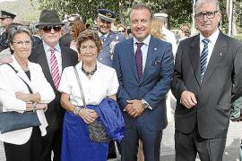 La Guardia Civil celebra su patrona en Palmanova