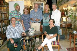 Feria solidaria de antigüedades en ses Rotes