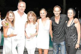 Fiesta Black&White de la abogada Beatriz Morell