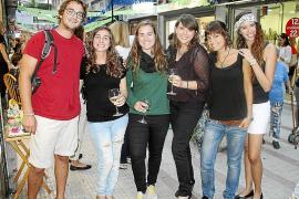 Música, degustaciones y buen ambiente en Los Geranios
