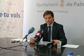 El avance del Plan de Ordenación Urbana de Palma prevé 5.200 nuevas viviendas