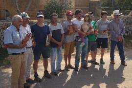 El campeonato de España de perros 'border collie' se decide en Felanitx