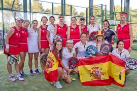España y Argentina se estrenan con victoria en el Mundial de pádel de Palma