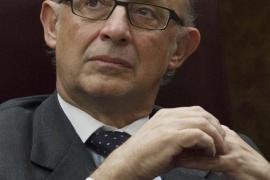 Diputados del PSOE califican a Montoro de «mamarracho», «vulgar», «cobarde» y «abuelo cebolleta»