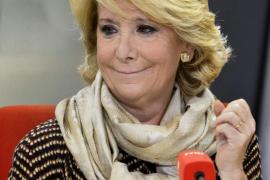 Aguirre, dolida por Rato: «Desde que dejó el FMI no ha estado acertado»