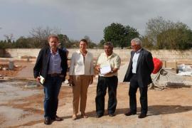 El Consell destina medio millón de euros para obras y ayudas en Sant Llorenç