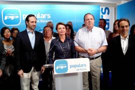 """Durán: """"Me dejaré la piel en lograr la unidad del PP en Palma"""""""