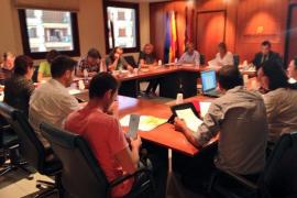 El STEI abandona la Mesa Sectorial de Educación y pide un «interlocutor válido»