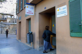 Salut suprimirá el personal de refuerzo de las urgencias de los PAC de Palma