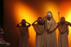 'Les tesmoforiants', un clásico de Aristófanes