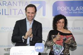 Maribel Vives, candidata del PP en Capdepera.