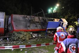 La colisión de dos trenes causa 16 heridos y el caos ferroviario en el norte de Alemania